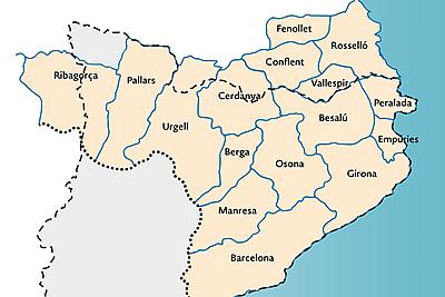La domination carolingienne en Catalogne