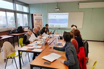 Deuxième réunion du projet CATCAR à Perpignan