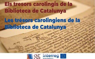Les trésors carolingiens de la Biblioteca de Catalunya