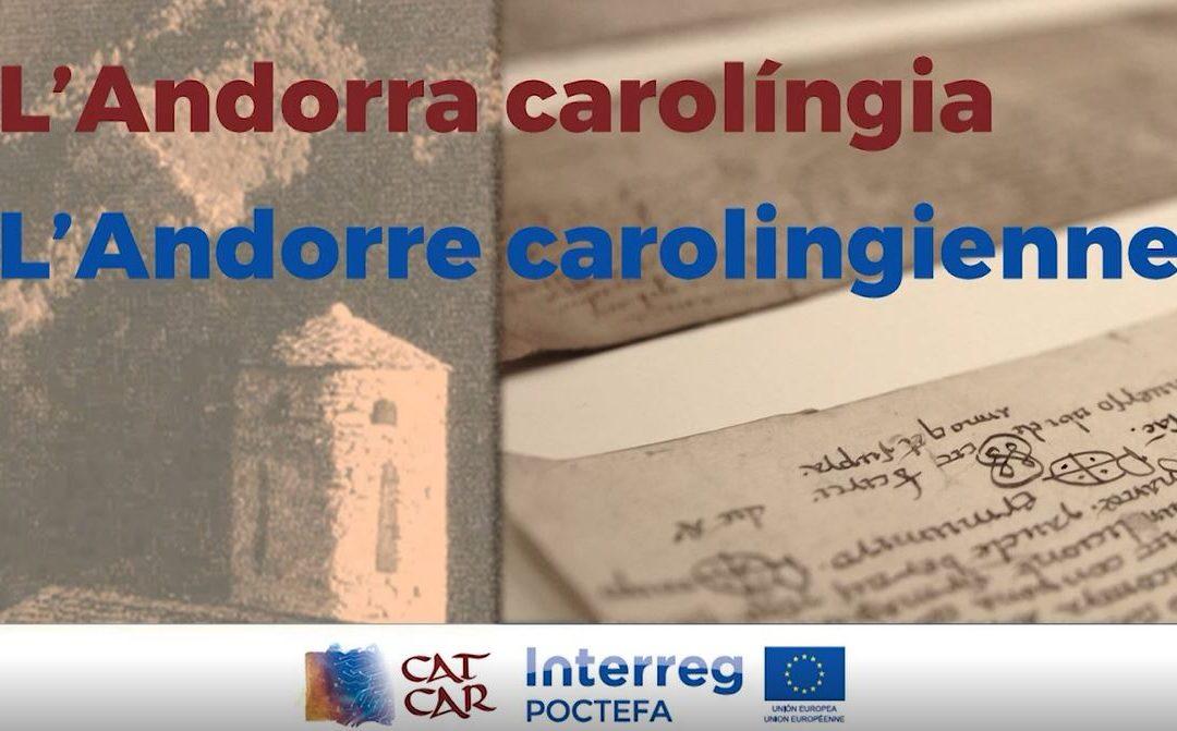 L'Andorra carolíngia