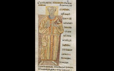 Saviez-vous que les noms des notes musicales ont pour origine l'hymne de saint Jean Baptiste, composé au VIIIe siècle?