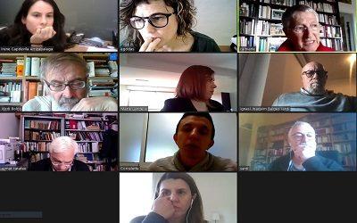 Quatrième réunion du projet CATCAR