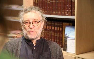 Carles Mancho: «Carlemany va intentar harmonitzar l'Imperi per mitjà l'art i la cultura»