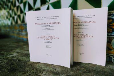 L'IEC completa la col·lecció «Catalunya Carolíngia», el projecte centenari de Ramon d'Abadal