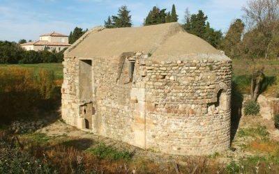 Tresmals, lieu d'installation des Hispans à l'époque carolingienne, près d'Elne