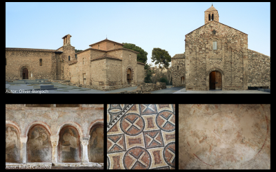 Les églises de Sant Pere de Terrassa, permanentes sentinelles de l'Histoire