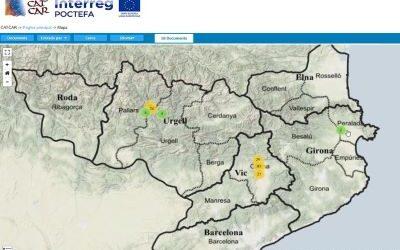La cartographie numérique de la Catalogne carolingienne