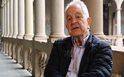 Borja de Riquer: «Els historiadors hem d'explicar el que estem investigant als conciutadans d'una manera comprensible»