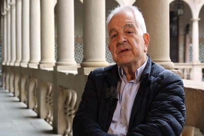 Borja de Riquer: « Nous, historiens, devons expliquer nos recherches en cours à nos concitoyens, d'une façon compréhensible »