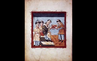 El renaixement cultural carolingi