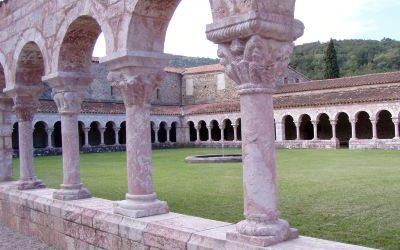 Saint-Michel-de-Cuixà, un des monastères les plus influents dans l'Europe du Xe siècle