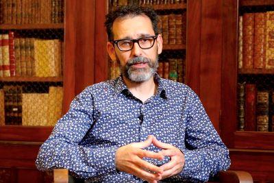 Alberto Velasco: «Avui en dia tenim les estrelles del rock, a l'edat mitjana la fascinació la causaven les relíquies»