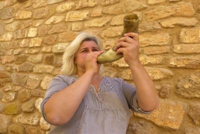 Laura de Castellet nous initie au paysage sonore du haut Moyen Âge