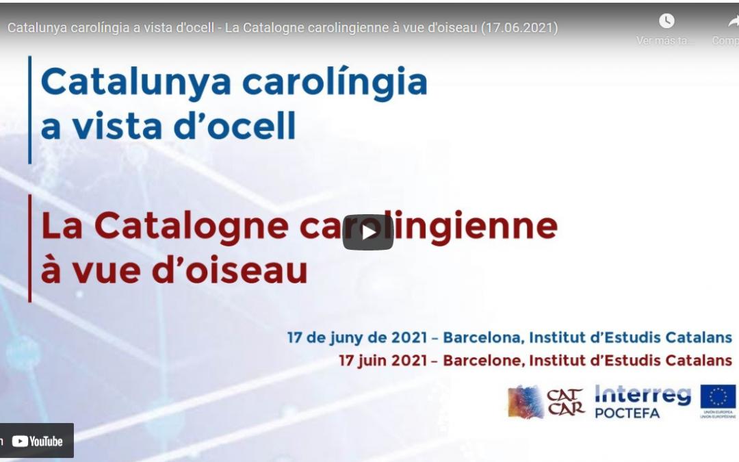 CATCAR presenta la plataforma digital que reuneix la documentació que testimonia l'origen de Catalunya