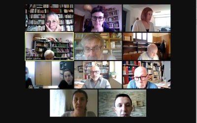 L'equip de CATCAR prepara l'acte de presentació a Barcelona dels primers resultats