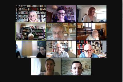 L'équipe de CATCAR prépare l'acte de présentation à Barcelona des premiers résultats