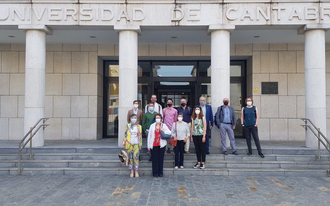 CATCAR présenté dans une rencontre scientifique à Santander
