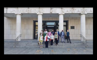 CATCAR es presenta en una trobada científica a Santander