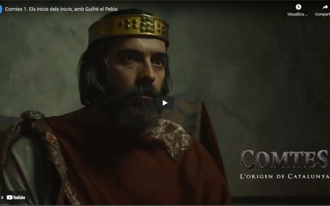 Comtes, le docu-fiction de référence pour connaître l'origine de Catalogne