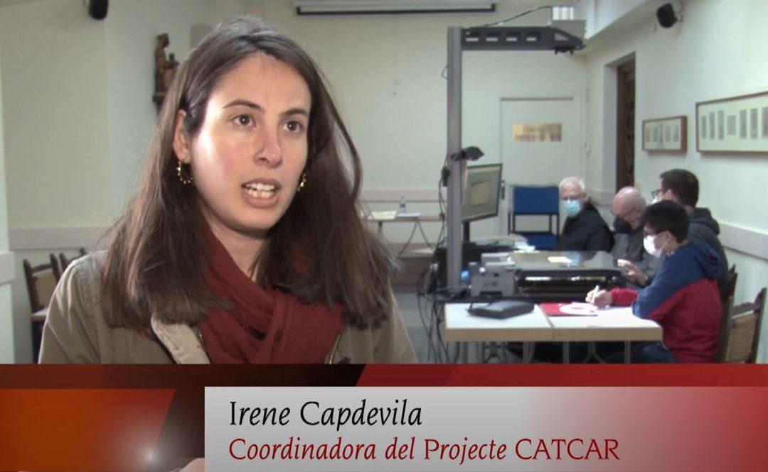 Les archives catalanes, un élément clé du projet CATCAR