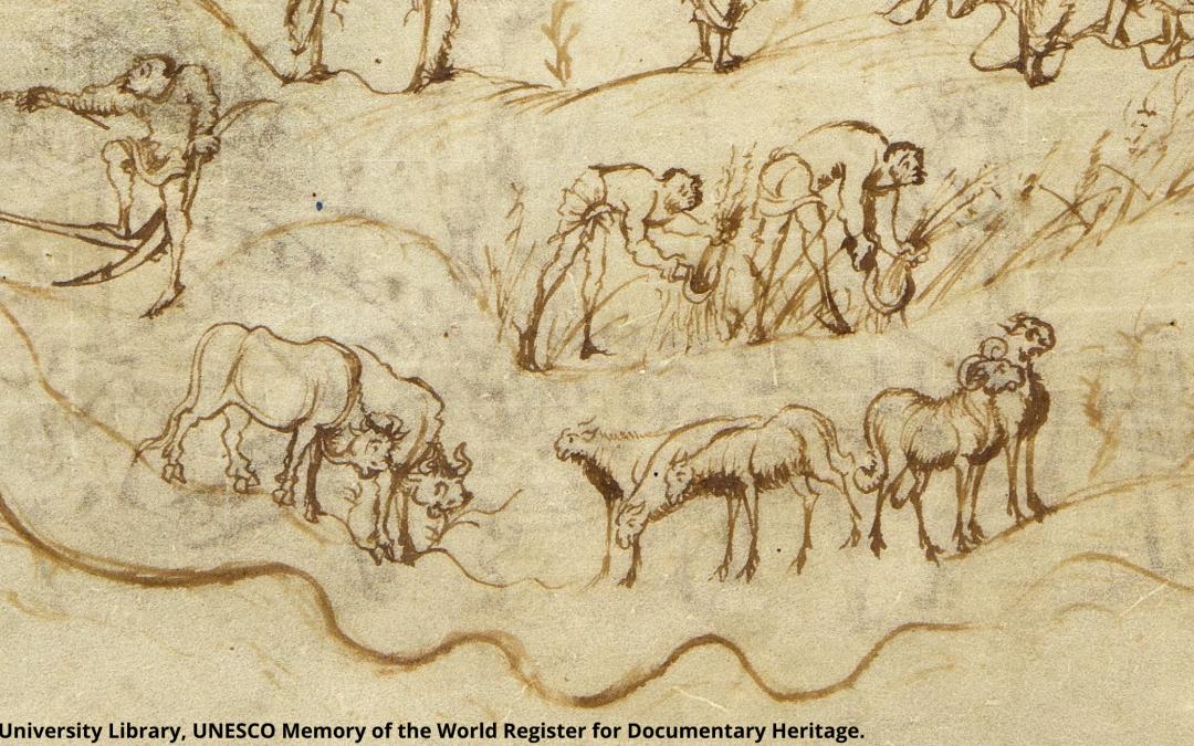 Pierre Toubert: «Els segles IX i X són una època de plena ebullició d'idees i d'innovacions»
