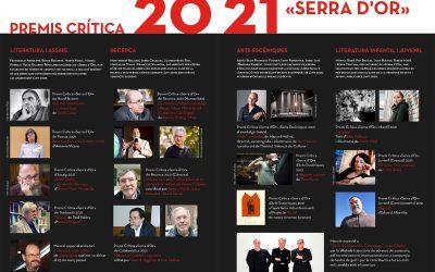 Ramon Ordeig i Mata, Premi Crítica Serra d'Or 2021 de Recerca pour le volume VIII de la collection « Catalunya Carolíngia »